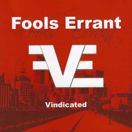 Fools Errant - Vindicated