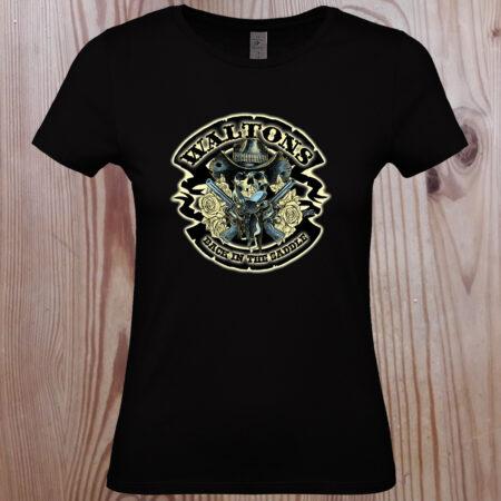 The Waltons - Girlie-Shirt