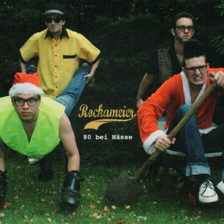 Rockameier - 80 bei Nässe
