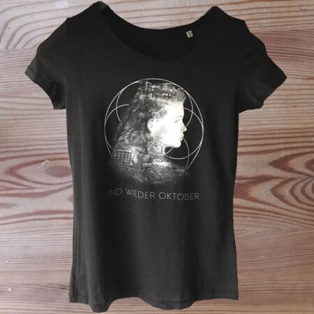 Und wieder Oktober - Girlie-Shirt