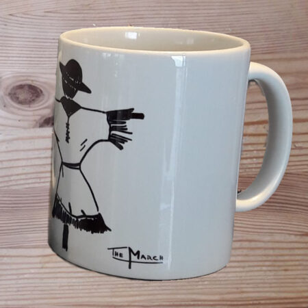 The March - Tasse