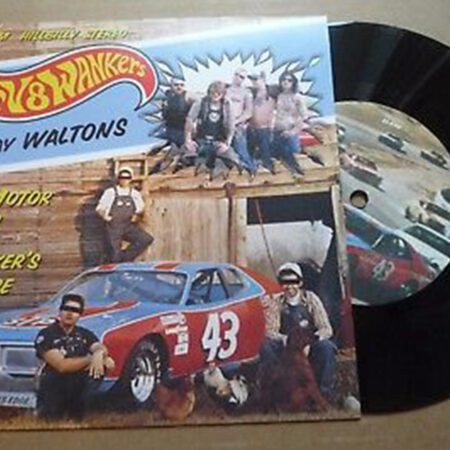 V8 Wankers + The Waltons