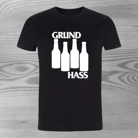 Grundhass - T-Shirt