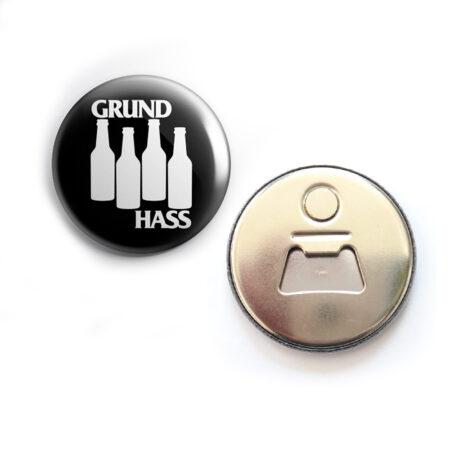 Grundhass - Magnet-Flaschenöffner